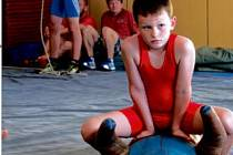 Potěšitelnou účast měl středeční nábor dětí do sportovních oddílů liberecké TJ Lokomotivy.