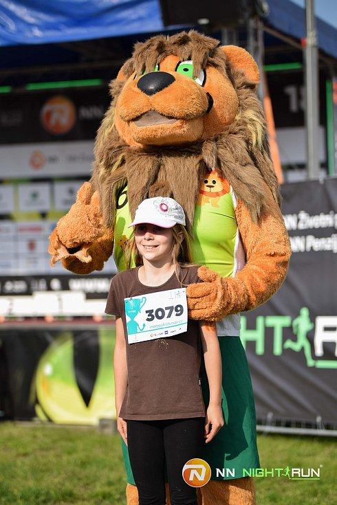 Night Run se poprvé běžel v Liberci v loňském roce. Měl úspěch a vrací se sem i letos.