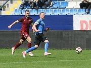 Kvalitní tým domácích na stadionu U Nisy za půl hodiny vedl 2:0