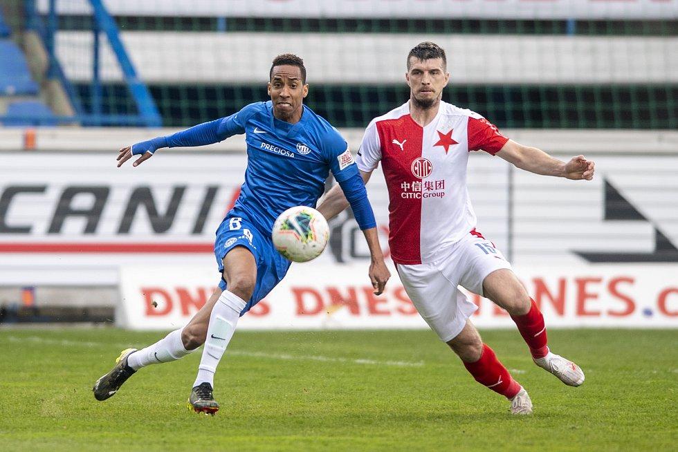 FC Slovan Liberec - SK Slavia Praha (27.kolo)