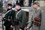 SPOLEK VOJENSKÉ HISTORIE představil u Severočeského muzea zbraně a výstroj nejen z období napoleonského.