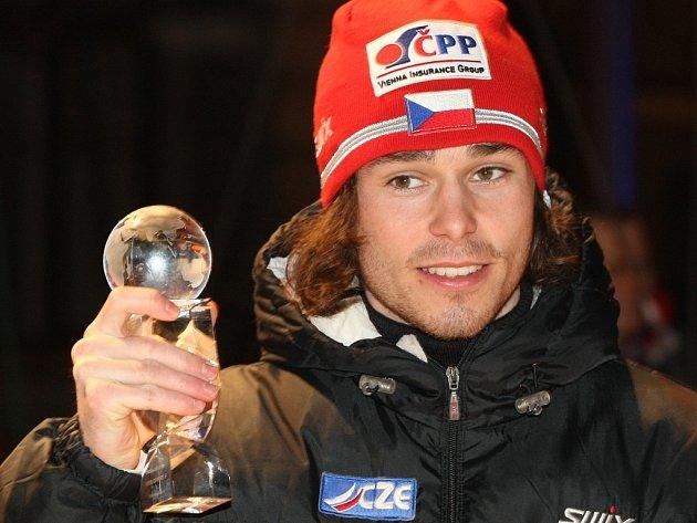 Šestý byl ve sprintu český běžec Aleš Razým.