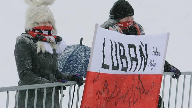 ZKLAMANÍ. Polští fanoušci Malysze v akci neviděli