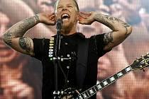 Rocková skupina Metallica již v Čechách vystoupila několikrát.