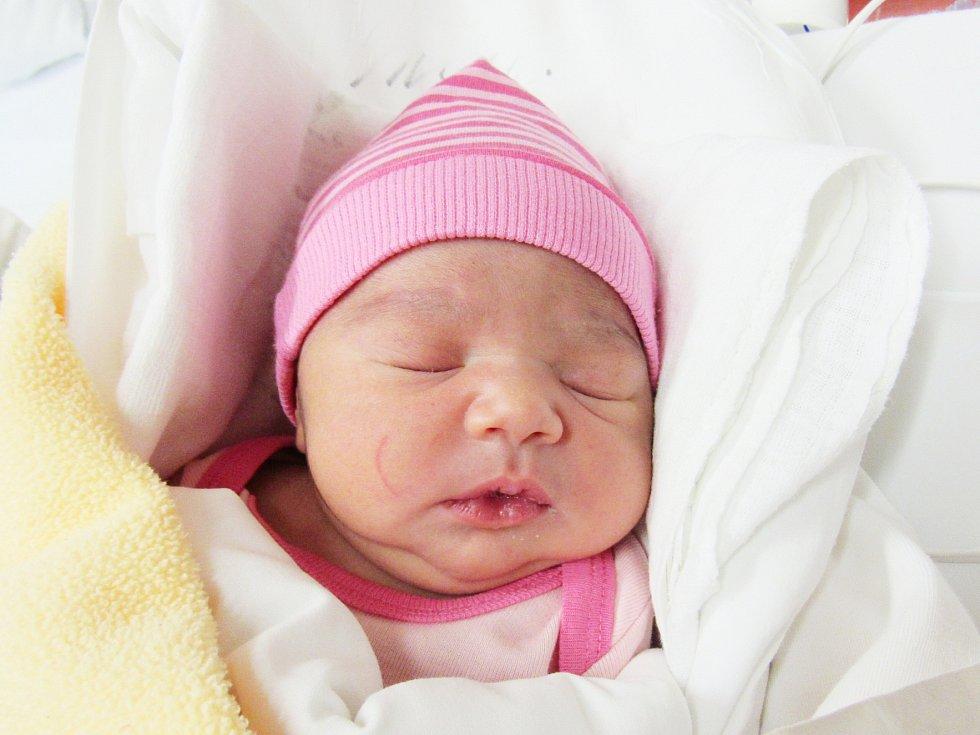 RADKA DANYIOVÁ Narodila se 15. února v liberecké porodnici mamince Darině Danyiové z Frýdlantu v Čechách. Vážila 2,99 kg a měřila 47 cm.