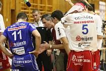 DAŘILO SE! Minulé televizní utkání na Kladně Liberec zvládl na jedničku. Vyhrál 3:1.