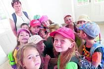 Děti postižené povodněmi tráví svůj čas v Lázních Libverda