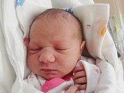 ADÉLA OLGA MAČOVÁ Narodila se 26. července v liberecké porodnici mamince Denise Samelové z Frýdlantu v Čechách. Vážila 3,13 kg a měřila 47 cm.