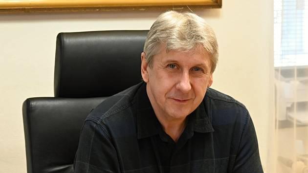 Starosta Jiří Miler.