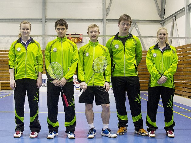 Dorostenecké družstvo TJ Slovan Vesec skončilo na mistrovství republiky páté.
