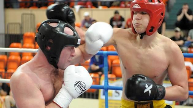 Kickbox. Ilustrační foto