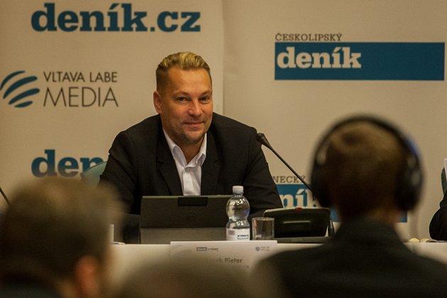 Marek Pieter.