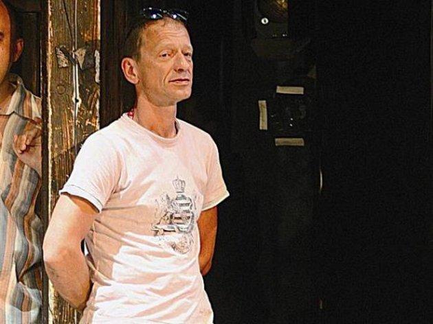 Hvězda současného českého tance, choreograf a režisér Libor Vaculík.