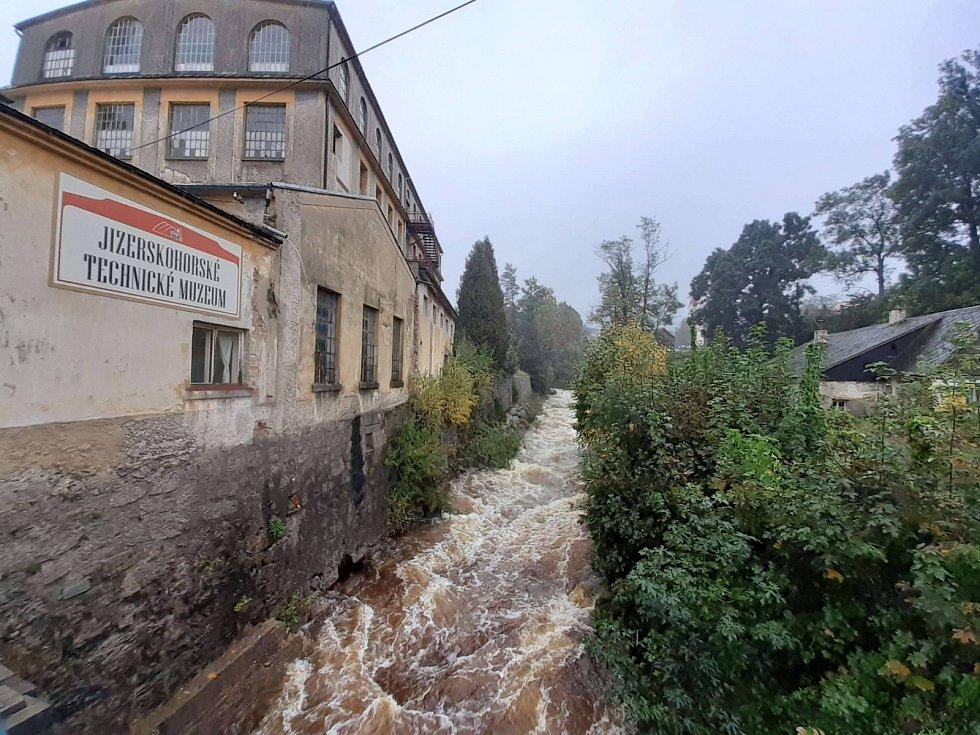 Bílý Potok na Liberecku.