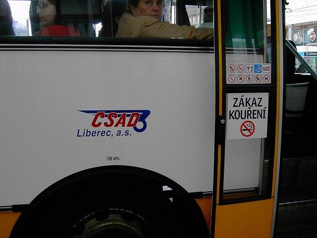 Ilustrační foto ČSAD autobusů