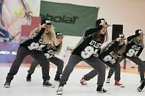 Ligovou soutěž CDO v Hip Hopu a Disco dance uspořádal Takt Liberec.