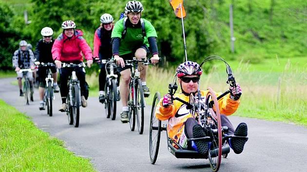 Cyklostezka Greenway Jizera.