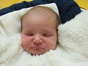 MATYÁŠ ŽÍDEK  Narodil se 2. prosince v liberecké porodnici mamince Martině Šichové z Jablonce nad Nisou. Vážil 2,78 kg a měřil 47 cm.