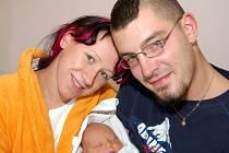 Mamince Tereze Havlové z Liberce se 24. září narodila dcera Vivian Růžičková. Měřila 49 cm a vážila 3,42 kg.