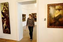 Výstavu Objevy, která ukazuje vývoj německého malířství 19. století, otevřela nedávno liberecká Oblastní galerie. Návštěvníci mají možnost prohlédnout si díla, zapůjčená z Augsburgu, která se hned tak pod Ještěd nevrátí.
