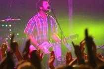 Divokej Bill při společném koncertu v Liberci.