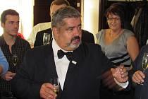 Michael Canov je vítězem senátních voleb v Liberci.