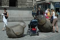 Dřevění vrabci z náměstí zmizí.