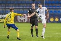 FC Fastav Zlín - FC Slovan Liberec |(33.kolo) 0:0 I.poločas