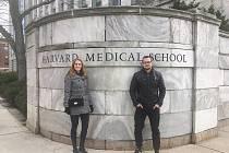 Markéta Klíčová a Jakub Erben jsou velkou posilou týmu, který v USA vyvíjí umělou ledvinu.