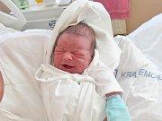 PAVEL HÜBSCH Narodil se 10. května v liberecké porodnici mamince Ludmile Hübschové z Kryštofova Údolí. Vážil 4,20 kg a měřil 53 cm.