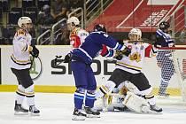 Bílí Tygři. Hokejisté Bílých Tygrů mají za sebou neúspěšný vstup do nového ročníku Ligy mistrů. Severočeši na domácím půdě prohráli se švédským Skellefteå AIK 0:4.