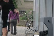 Test deníku - krádež kola