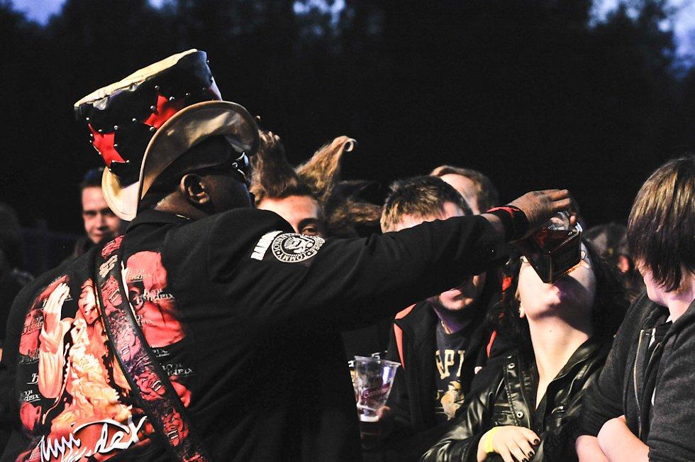 Festival Hrádek Rock Summer 2012.