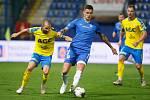 Ve 4. kole domácího poháru se fotbalisté Slovanu střetli sTeplicemi, se kterými vlize uhráli naposledy remízu 1:1.