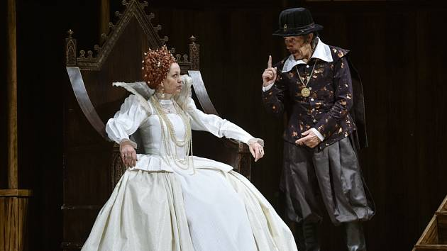Zamilovaný Shakespeare. Divadelní