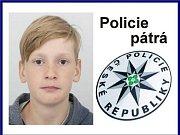 Pátrání po třináctiletém Danielovi Plachým.