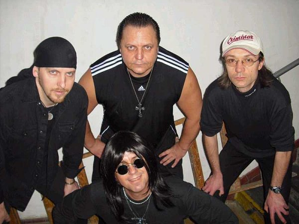Black Sabbath Revival zPrahy.