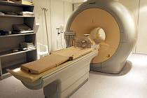 Magnetická rezonance. Kvalita přístroje je špičková. Urychluje vyšetření a přitom tolik nezatíží pacienta.