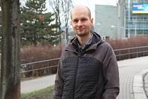 Liberecký zastupitel Jaromír Baxa
