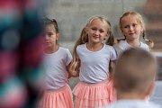 Festival Talentu proběhl 13. června na náměstí Dr. E. Beneše v Liberci. Při pěveckých a inscenačních představeních se zde předvedly děti z mateřských, základních a základních uměleckých škol.