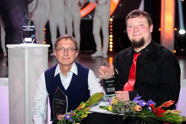 Stolní tenista a vozíčkář Jiří Suchánek