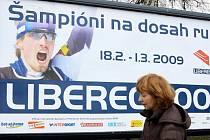 Na billboardu Martin Koukal.