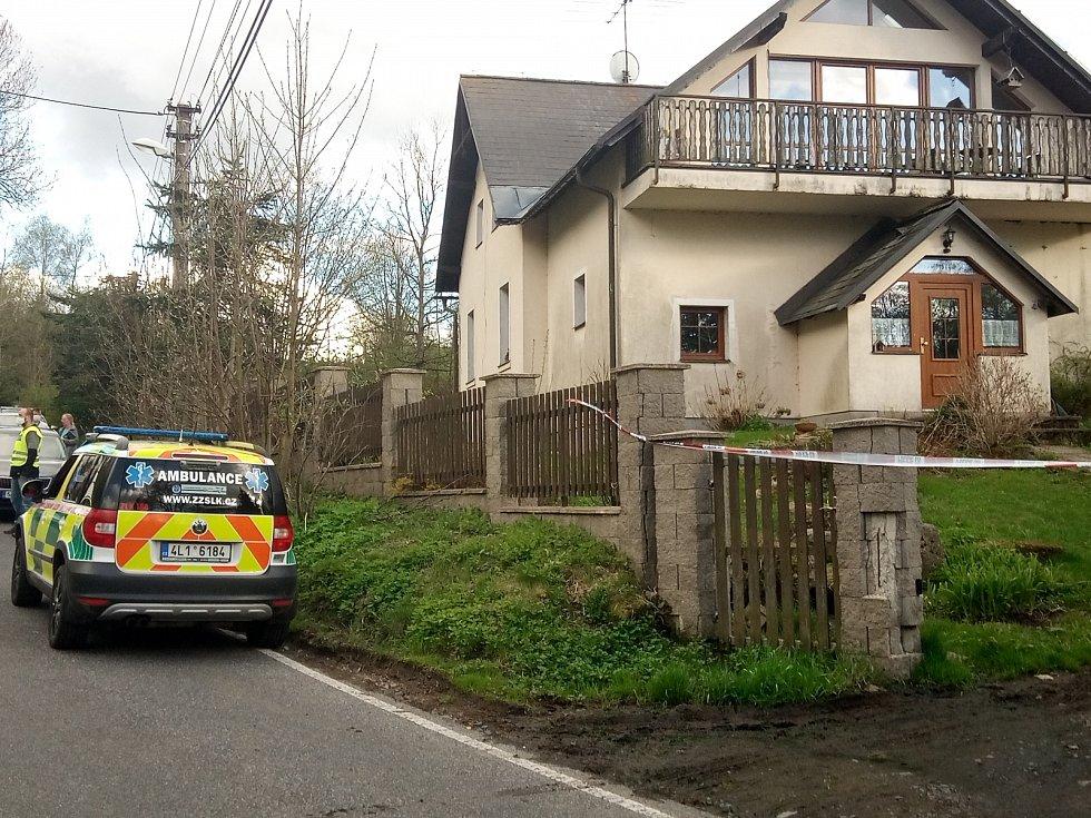 V Rudolfovské ulici v Liberci došlo ke střelbě.