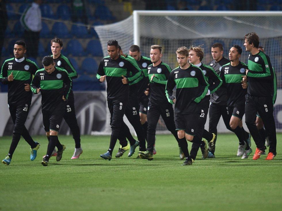 Fotbalisty Liberce čeká večer doma proti nizozemskému Groningenu třetí utkání základní fáze Evropské ligy.