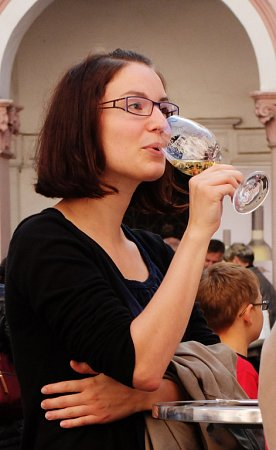 První liberecký festival vína.