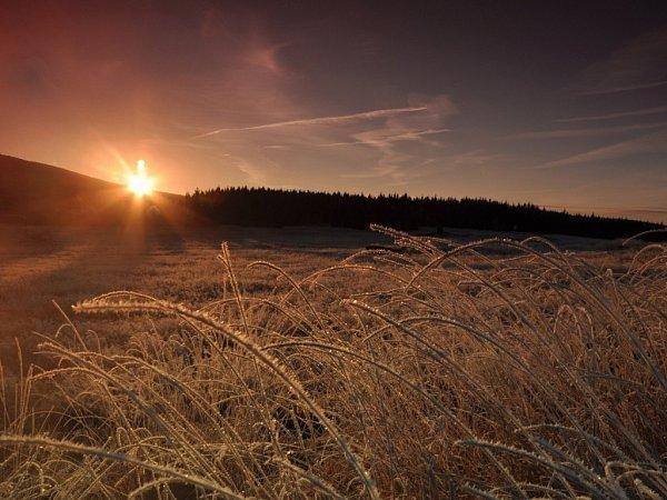 Sluneční expanze.