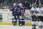 5. zápas semifinále hokejové extraligy mezi HC Bílí Tygři Liberec vs HC Kometa Brno