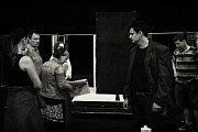 Zkouška: opera – Panna Orleánská