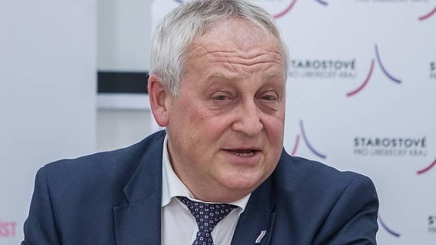 Novým primátorem Liberce je Jaroslav Zámečník ze Starostů pro Liberecký kraj.