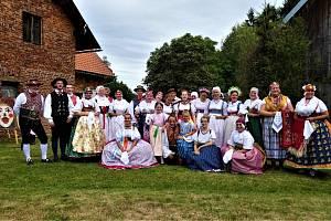 Osmý ročník slavností a setkání rodáků Sobákova.